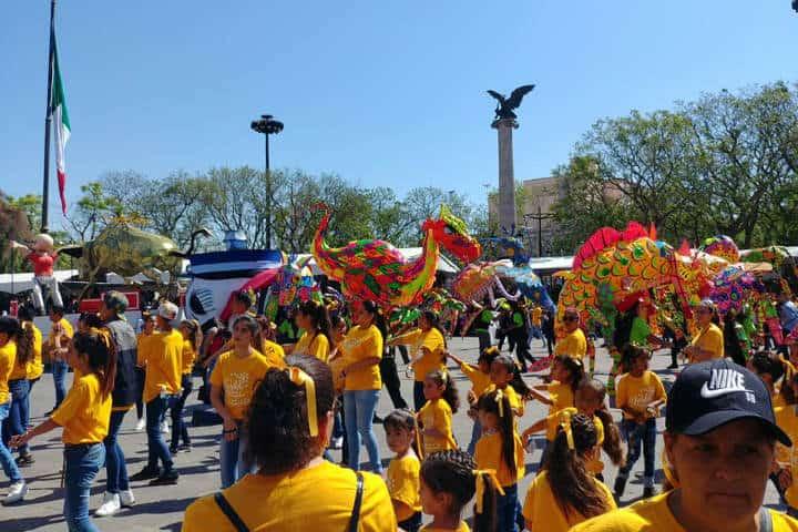 Feria de Aguascalientes 2018 alebrijes Foto FNSM 1