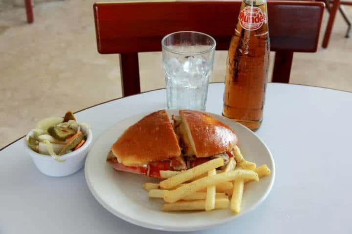 Gran Café la Parroquia Veracruz Foto La Parroquia 4