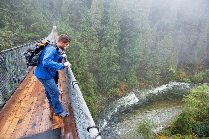 Luna de Miel en Vancouver Foto Turismo Vancouver 13