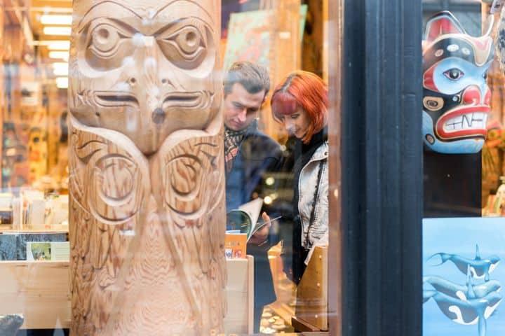 Luna de Miel en Vancouver Foto Turismo Vancouver 17