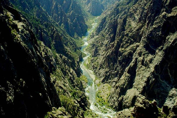 Parque-Nacional-Black-Canyon-Gunnison-Foto-Paul-Flickr