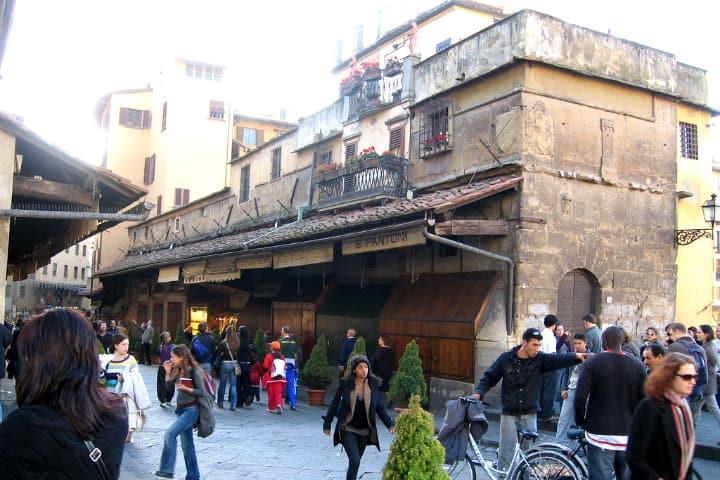 Puente Vecchio Foto Massimo