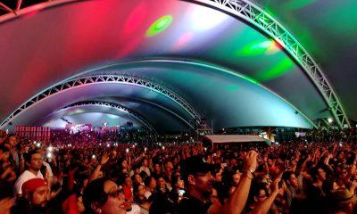 Feria Nacional de San Marcos Conciertos Foto FNSM 3
