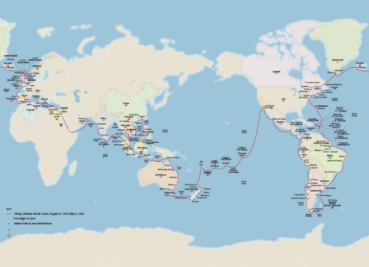 viking cruises el crucero mas largo del mundo (2)