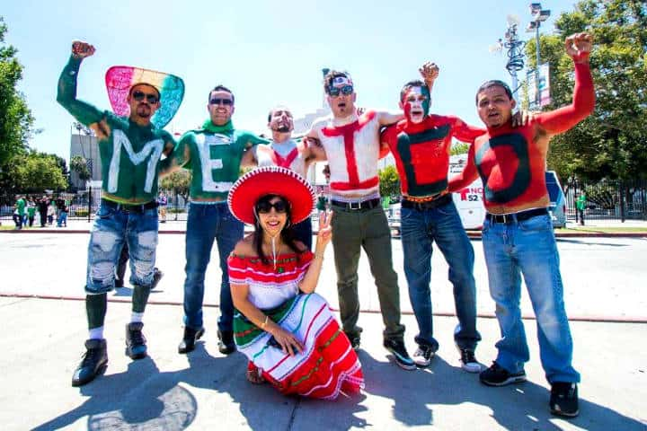 Aficion mexico mundial Foto Miguel Ángel Hdz 2