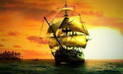 Barco Pirata 1