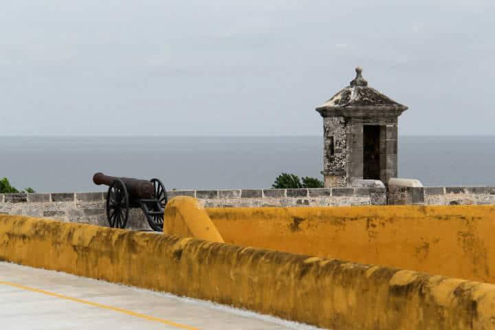 Campeche Ciudad Foto Gildardo Sanchez