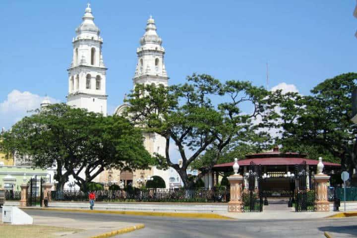Campeche Ciudad Foto Justin Otto
