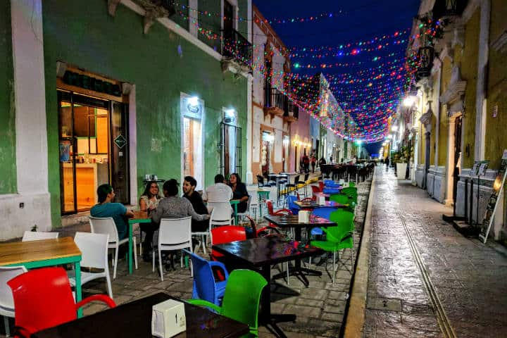 Campeche Ciudad Foto Second Hand T