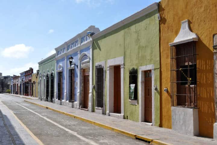 Campeche Ciudad Foto Veronica Vera