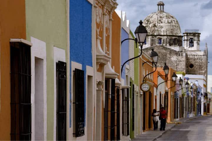 Campeche destino de reuniones Centro H Foto Turismo Campeche