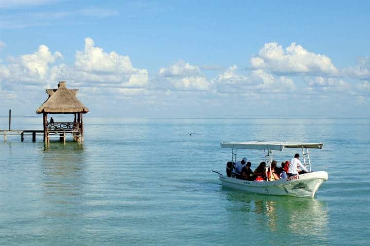 Campeche destino de reuniones Isla Aguada Foto Turismo Campeche