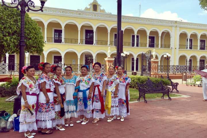 Ciudad de Campeche Foto Gloria Villanueva 2