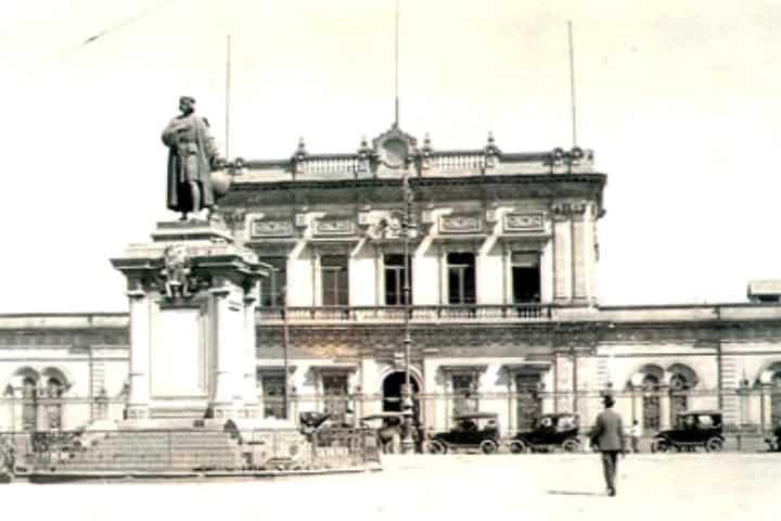 Viejas estaciones de Tren Ciudad de México