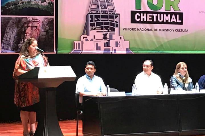 Kultur 2018. Foto Dirección de Turismo y Caribe Mexicano