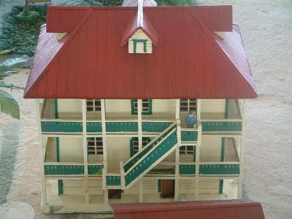 Maqueta de Payo Obispo