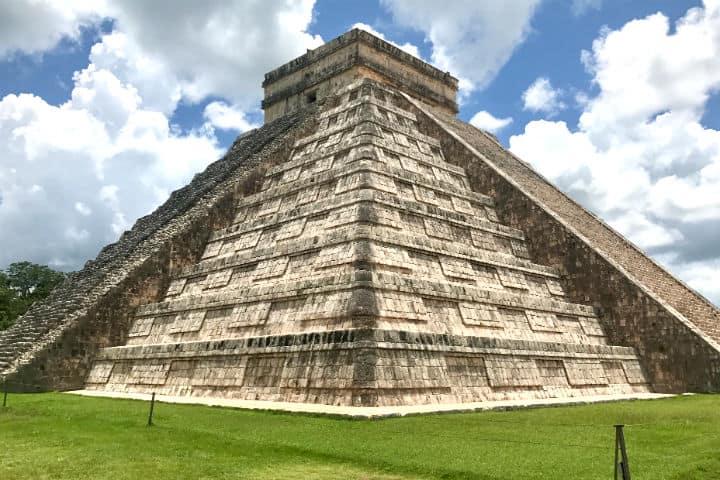 Patrimonios de la Humanidad en México. Foto Jimmy Baum