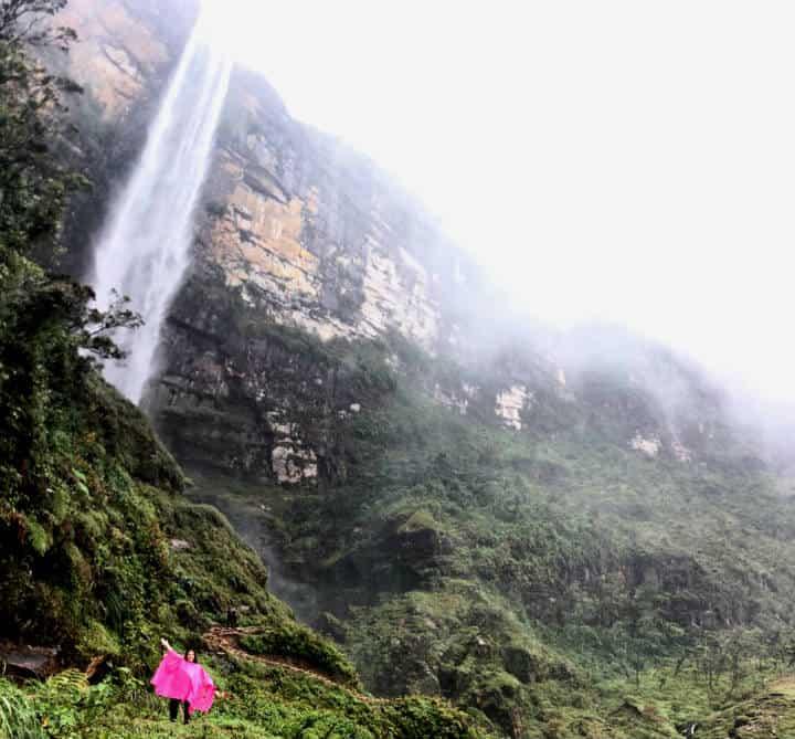 Perú Cascada Gocta Foto Ariadna Ramos 10