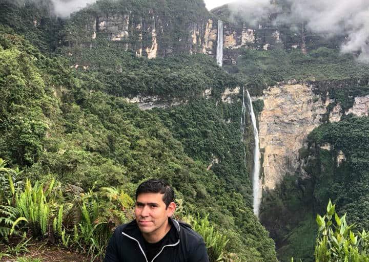 Perú Cascada Gocta Foto Ariadna Ramos 2