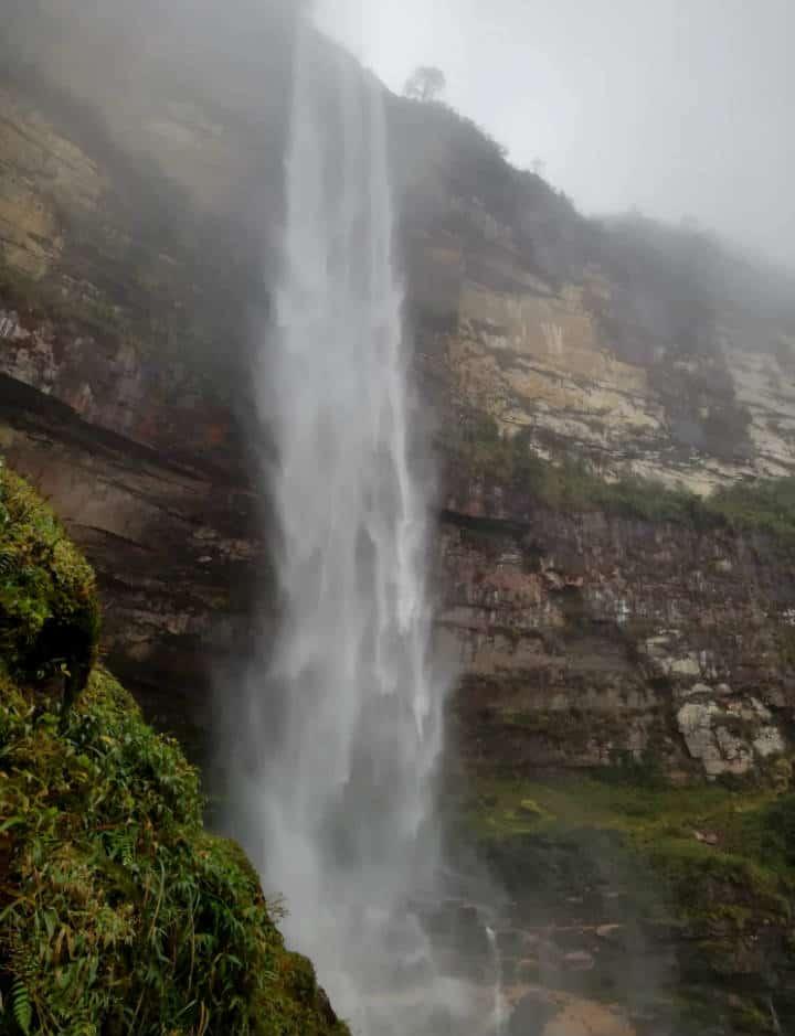 Perú Cascada Gocta Foto El Souvenir 10