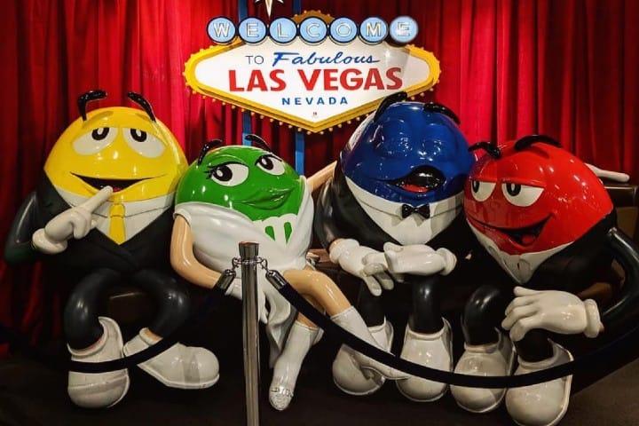 Qué hacer en Las Vegas con niños.