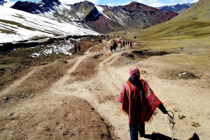 Vinicunca Montaña de los Siete Colores Foto El Souvenir 10