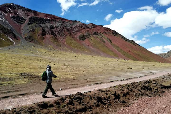 Vinicunca Montaña de los Siete Colores Foto El Souvenir 11