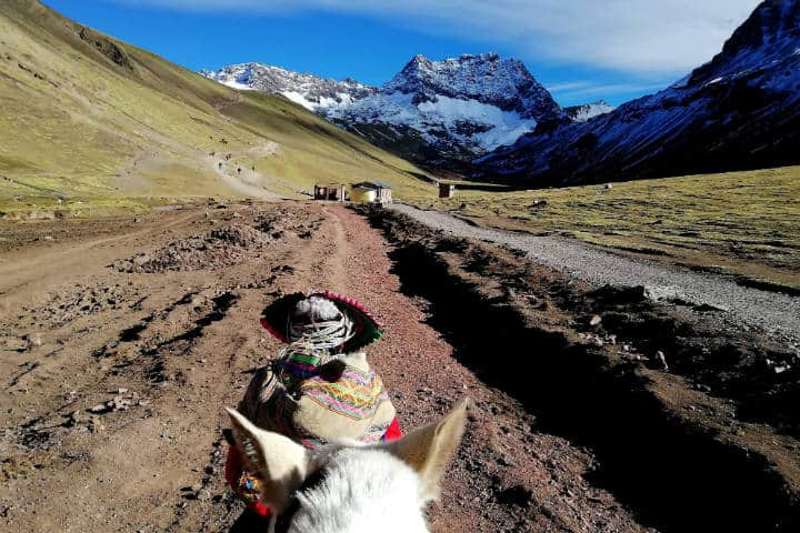 Vinicunca Montaña de los Siete Colores Foto El Souvenir 3