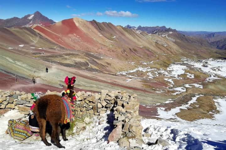 Vinicunca Montaña de los Siete Colores Foto El Souvenir 4