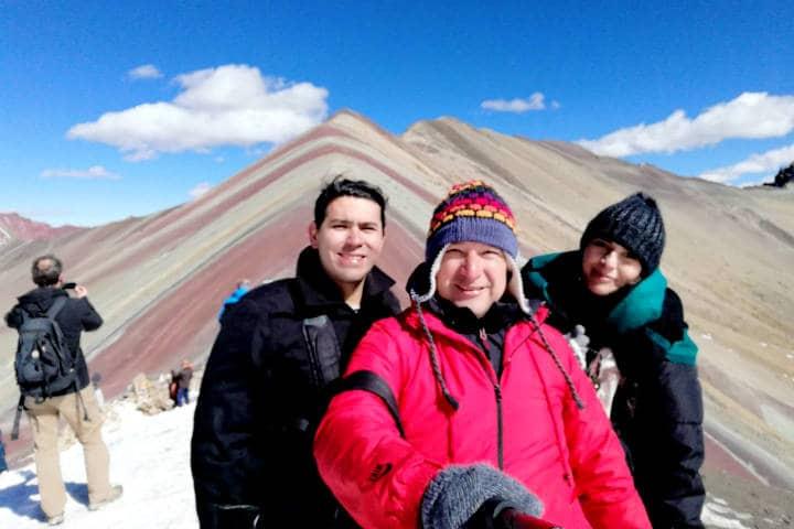 Vinicunca Montaña de los Siete Colores Foto El Souvenir 7