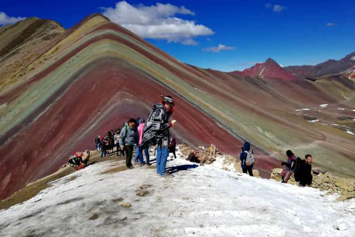 Vinicunca Montaña de los Siete Colores Foto El Souvenir 8
