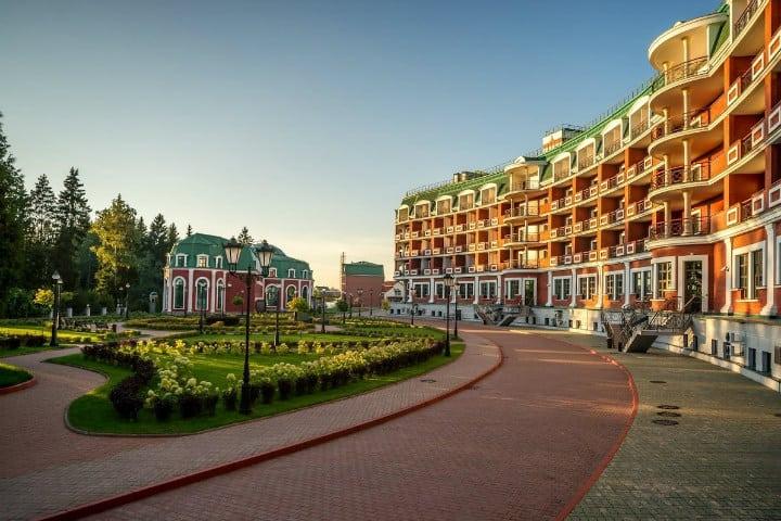 Alojamientos de la Copa del mundo en Rusia, Imperial Park Hotel & SPA de Moscú