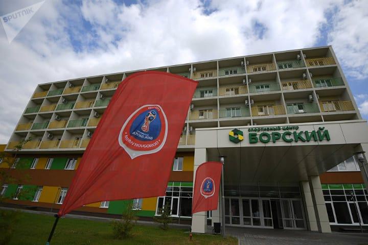 Uruguay_Sports Centre Borsky