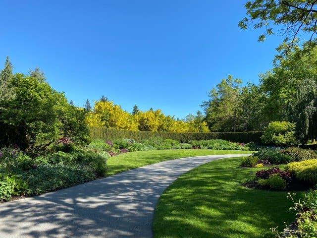 VanDusen Botanical Garden, Vancouver.