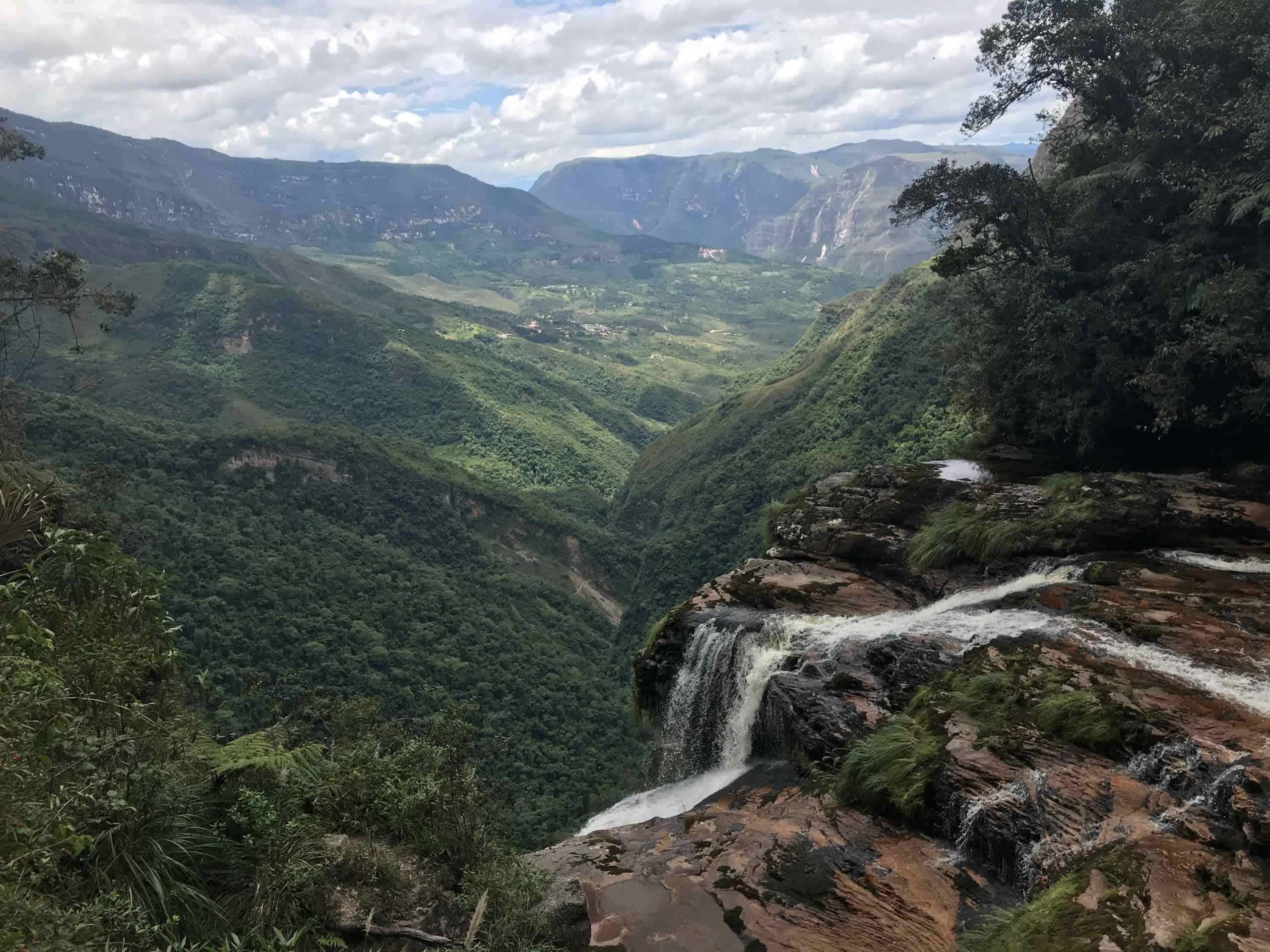 Cascada Gocta