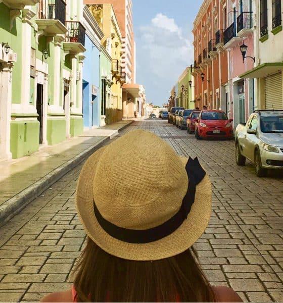 Ciudad de Campeche Foto Gloria Villanueva 3