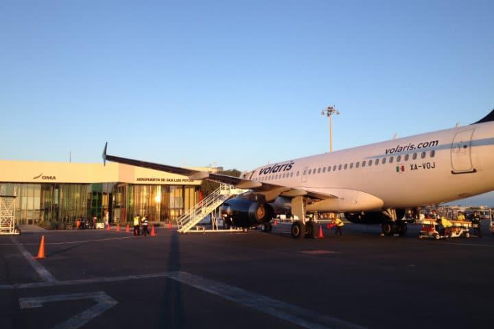 Aeropuerto san luis potosi