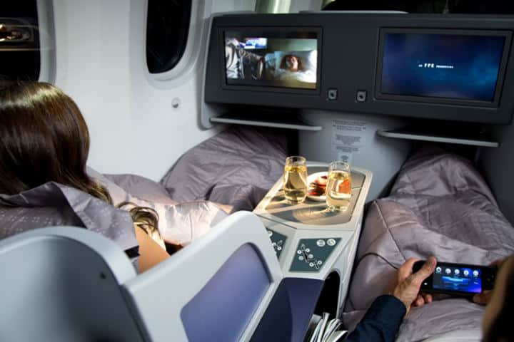 Business Class Aeromexico Clase Premier Foto Aeromexico 3