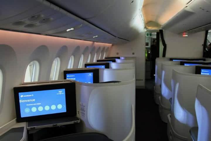 Business Class Aeromexico Clase Premier Foto Aeromexico 4