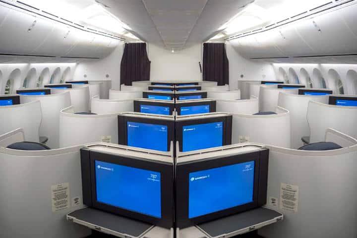 Business Class Aeromexico Clase Premier Foto Aeromexico