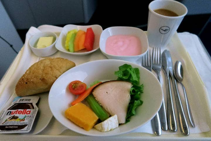 Business Class Lufthansa Foto The Points Guy 5