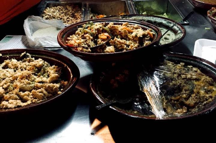 Comida Yucateca Cazuelas. Foto Wayané