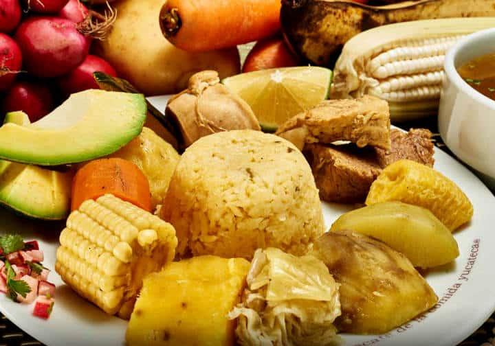 Comida Yucateca La Tradición Puchero