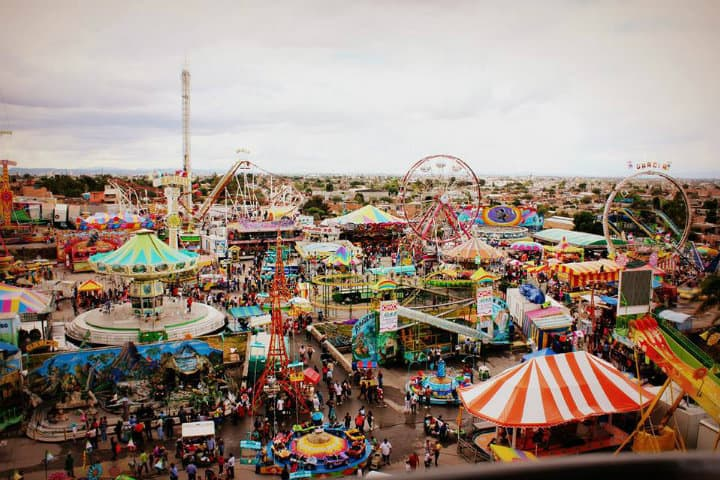 Feria Nacional Potosina_Turismo en San Luis Potosí