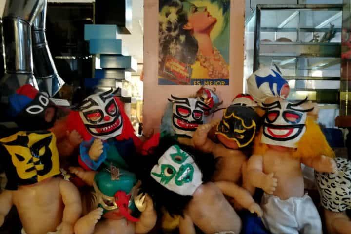 Museo del Juguete Antiguo México Foto El Souvenir 7