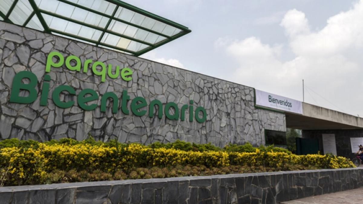 Parque Bicentario- Obras Expansiòn