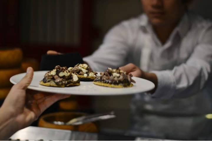 Comida Yucateca Nueva cocina Foto Nectar