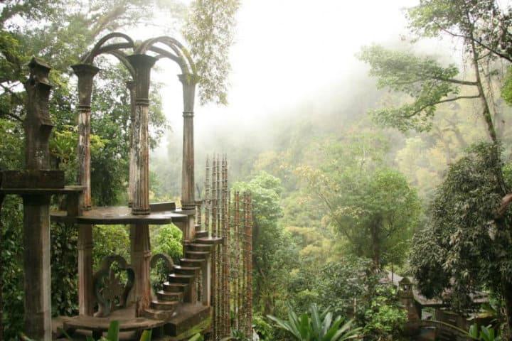 jardin surrealista edward james