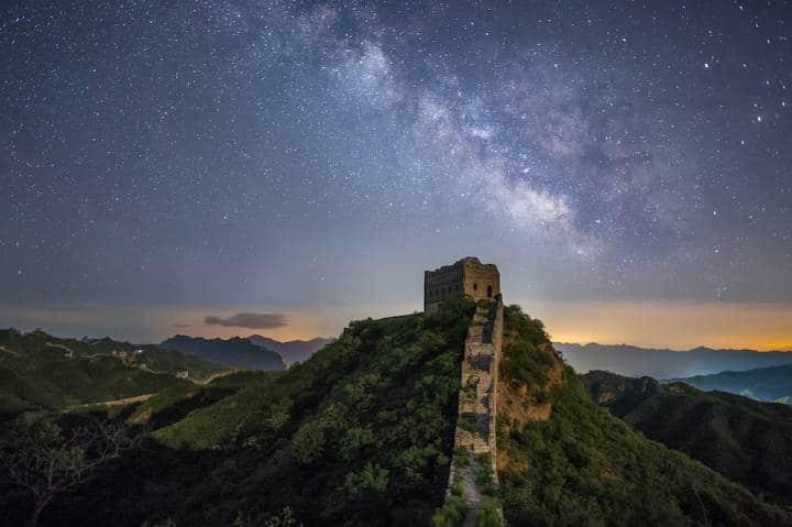 Airbnb en la Gran Muralla China Foto Airbnb 6