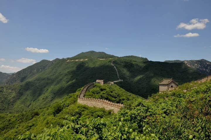 Airbnb en la Gran Muralla China Foto Airbnb 7